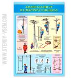 Засоби захисту в електроустановках третій варіант