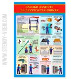 Засоби захисту в електроустановках