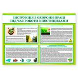 Інструкція з охорони праці під час роботи з пестицидами