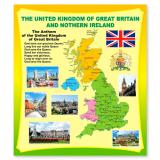 Стенды и карты для кабинета английского языка