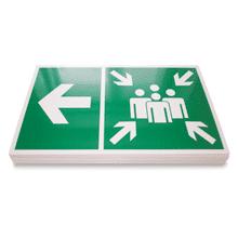 Евакуаційні знаки