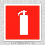 Знак Вогнегасник