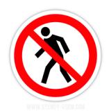 Знак Прохід заборонено