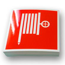 Знаки пожарной безопасности рубрика