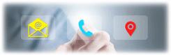 контактная информация интернет - магазина Стенды всем, Украина