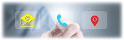 Контактна інформація інтернет - магазину Стенди всім, Україна