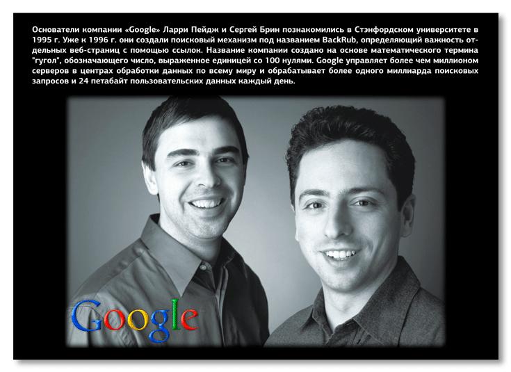 """Стенд """"Google Ukraina"""" для оформления кабинета в школе"""