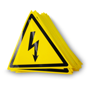 знаки електробезпеки перейти